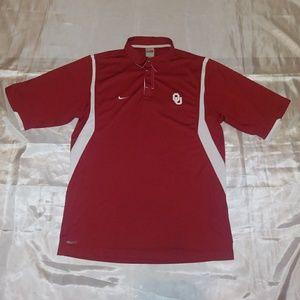 Nike Oklahoma Polo Shirt